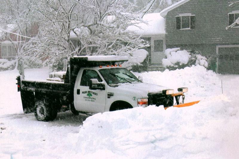 Snowplow Services