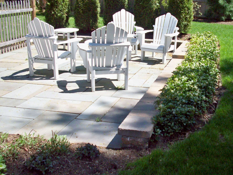 Patio Design and Installation, Masonry Services